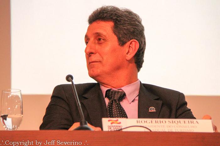Rogerio Siqueira, CEO do Beto Carrero World