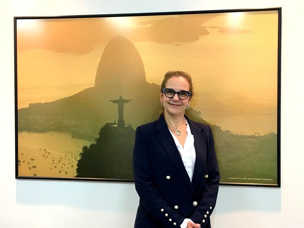Sonia Chami, nova presidente do Rio CVB_divulgação