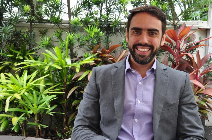 Bruno Guimarães, diretor de Marketing e Vendas da Vert