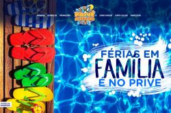 Grupo Prive lança site de Caldas Novas mais visual e interativo
