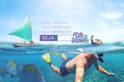 Porto de Galinhas lança nova campanha com foco na experiência