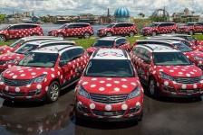 Disney World Resort terá carros da Minnie; veja