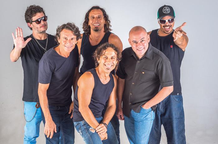 Grandes nomes do rock nacional farão show no resort catarinense.