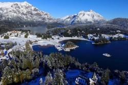 Bariloche: depois de nevasca, aeroporto volta funcionar