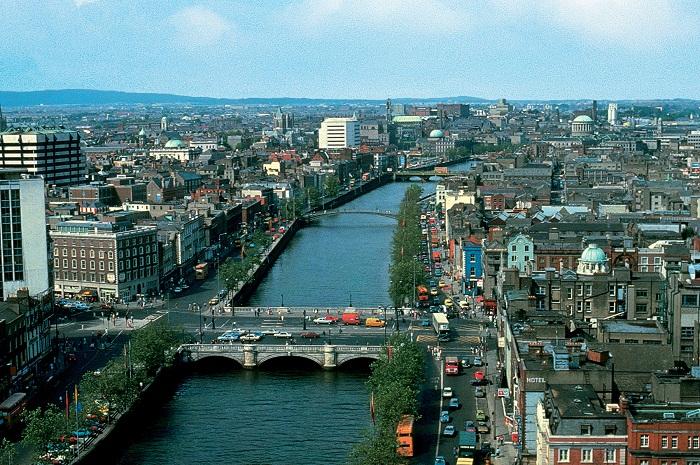 Capital irlandesa, Dublin oferece menor custo de vida comparada a cidades como Londres e Nova York