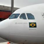 A330-200 é o responsável pelas operações