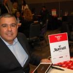 Aldo Sanguinetti, do Marriot Lima