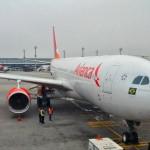 Avianca Brasil realizou o primeiro voo para Santiago