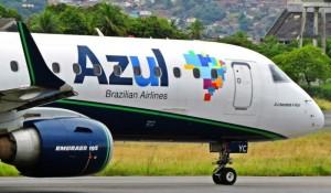 Azul inicia venda de passagens aéreas saindo de Recife para a Argentina