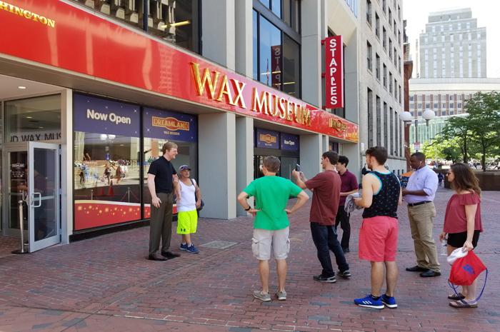 Boston Wax Museum - crédito Patrick Jack 04