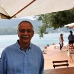 Carlos Henrique Vasconcelos, o Peninha, presidente da TurisAngra