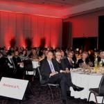 Coquetel seguido de jantar reuniu cerca de 200 convidados
