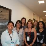 Cristina Fritsh e equipe da Abav-RJ