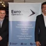 Heitor Soares e Pablo Gabriel, da Europlus