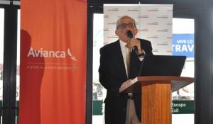 Avianca Brasil tinha compromisso com a Star Alliance de voar para Santiago, diz Efromovich