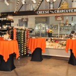 Locale Market conta com uma parte só de queijos e vinhos