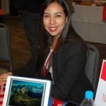 Lorena Uribe, da Inca Rail