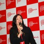 Maria Tereza Figueiredo, do escritório do Perú no Brasil