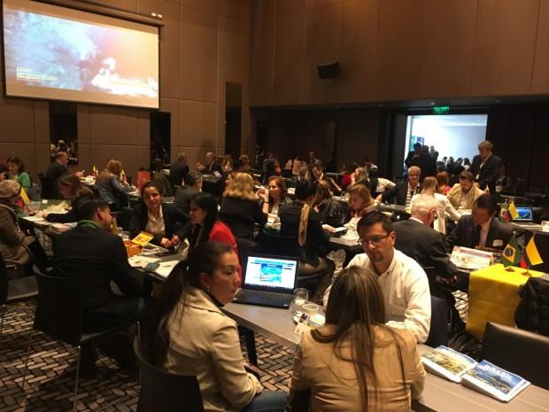 Meeting Brasil em Bogotá (24.08.2017)