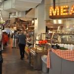 Mercado local conta com 12 tipos de cozinhas