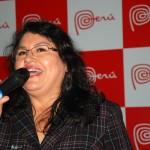 Milagros Ochoa, representante do Ministério do Turismo do Peru no Brasil