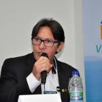 O presidente do Angra CVB, Cipriano Feitosa