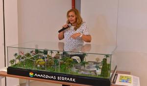 Amazonastur apresenta projeto do Biopark; investimentos chegam a R$ 500 milhões