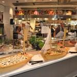 Os barcos da clássica culinária japonesa