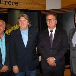 Osmar Vailatti, Leonel Pavan, Vinicius Lummertz e Rogério Siqueira