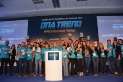 Trend premia colaboradores em Convenção