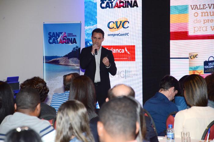 Rogerio Mendes, da CVC