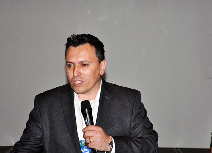 O empresário Sérgio Velloso é um dos porta-vozes do grupo