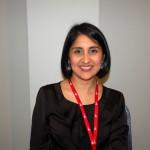 Tania Calderon, do Hotel Libertador