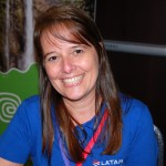 Tania Colliel, da Latam