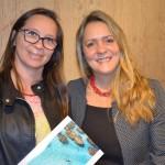 Tatiana Lapa, da QVT, e Sueli Muruci, da TBO Holidays