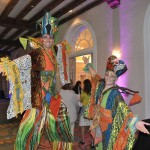 Todo o lado cultural de Tampa Bay foi apresentado no almoço especial