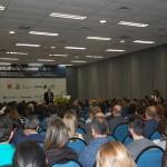 Um grande publico nas palestras