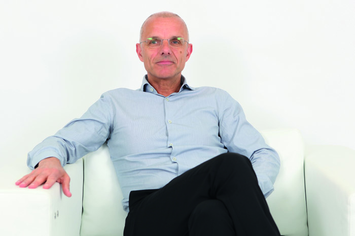 Yanik Hoyles, diretor do programa na IATA