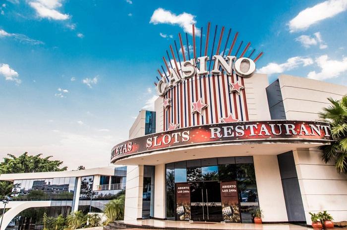 O Hotel Cassino Acaray será o palco das palestras e worshops para os profissionais de marketing e publicidade (Foto: Divulgação)