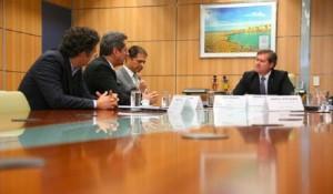 Beltrão se reúne com autoridades do Turismo para debater soluções