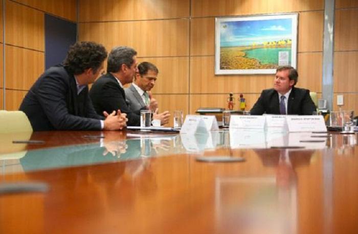 Durante a reunião, foram debatidas soluções para fortalecer o turismo na região catarinense (Foto: Divulgação)