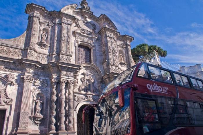 Quito levou o prêmio de melhor destino de cidade.