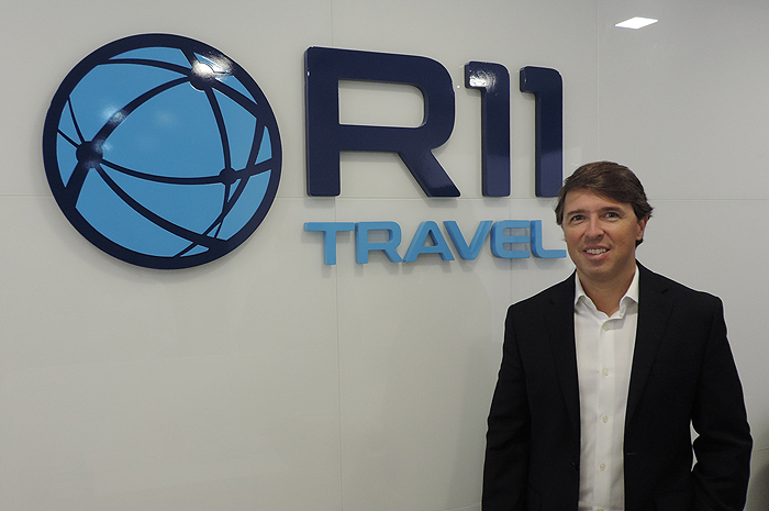 Ricardo Amaral, CEO da R11 Travel