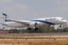 EL AL Airlines celebra chegada do 1° B787 Dreamliner de sua frota
