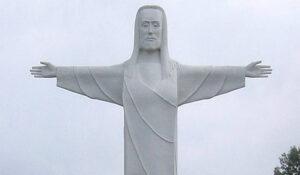 Cristo Redentor americano é o 4º monumento mais visitado dos EUA