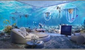 Kleindienst Group terá resort subaquático em Dubai, em 2020