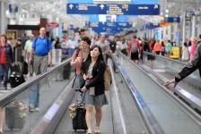 EUA: aumento da taxa de embarque divide opiniões entre aéreas e aeroportos