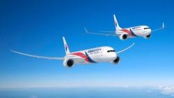 Malaysia Airlines encomenda 9 B787-9s e já estuda aquisição de A330neo