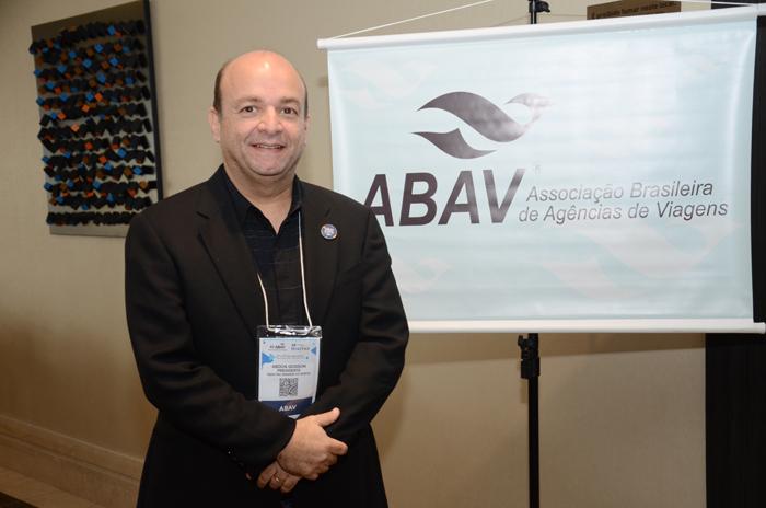 Abdon Gosson, presidente da Abav RN
