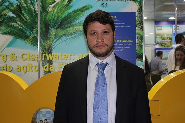 Adonai Filho, da Serra Verde Express